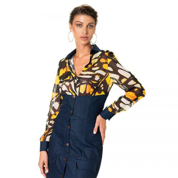 camicia-in-chiffon-con-polsini-e-colletto-jeans-federico-pilia-milano