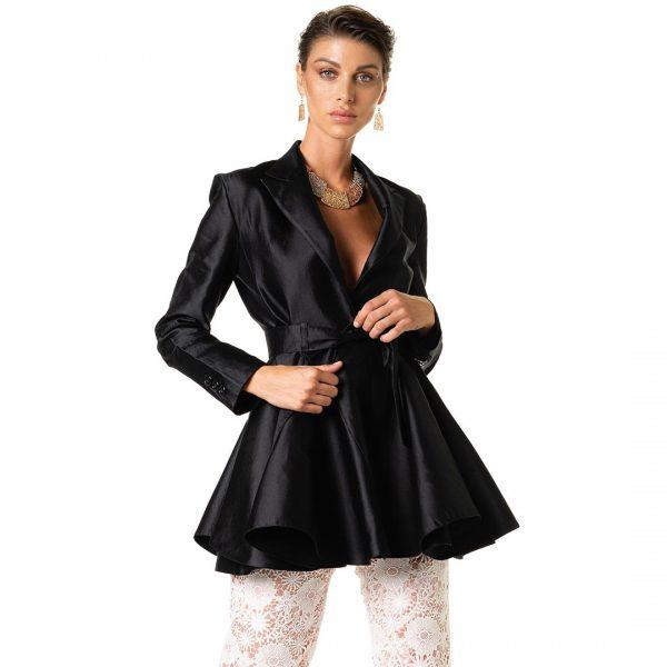 giacca-donna-stile-farfalla-in-mikado-federico-pilia-milano